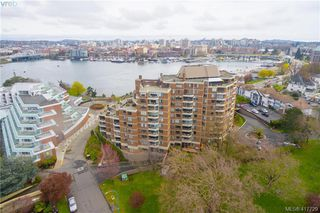 Photo 4: 613 225 Belleville St in VICTORIA: Vi James Bay Condo for sale (Victoria)  : MLS®# 828733