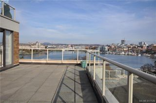 Photo 2: 613 225 Belleville St in VICTORIA: Vi James Bay Condo for sale (Victoria)  : MLS®# 828733