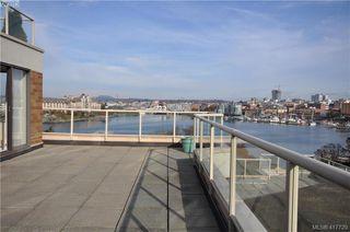 Photo 2: 613 225 Belleville St in VICTORIA: Vi James Bay Condo Apartment for sale (Victoria)  : MLS®# 828733