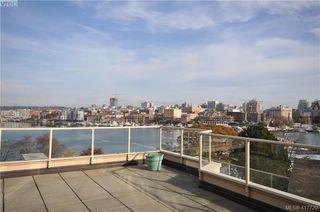 Photo 3: 613 225 Belleville St in VICTORIA: Vi James Bay Condo Apartment for sale (Victoria)  : MLS®# 828733