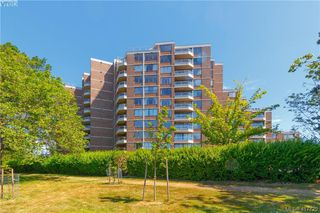 Photo 6: 613 225 Belleville St in VICTORIA: Vi James Bay Condo for sale (Victoria)  : MLS®# 828733