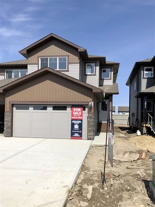 Photo 2: 1373 Erker Crescent in Edmonton: Zone 57 House Half Duplex for sale : MLS®# E4195676