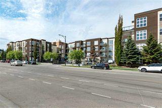 Photo 27: 330 10407 122 Street in Edmonton: Zone 07 Condo for sale : MLS®# E4198116