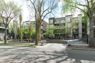 Photo 2: 330 10407 122 Street in Edmonton: Zone 07 Condo for sale : MLS®# E4198116