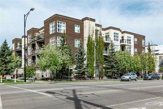 Photo 28: 330 10407 122 Street in Edmonton: Zone 07 Condo for sale : MLS®# E4198116