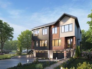 Photo 2: 403 18 Street NW in Calgary: West Hillhurst Semi Detached for sale : MLS®# A1016592