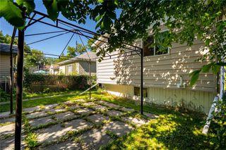 Photo 21: 42 Blenheim Avenue in Winnipeg: Residential for sale (2D)  : MLS®# 202020843