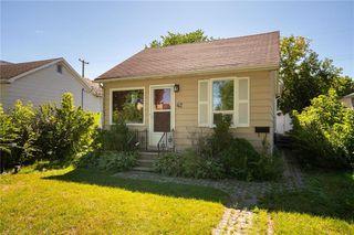 Photo 1: 42 Blenheim Avenue in Winnipeg: Residential for sale (2D)  : MLS®# 202020843