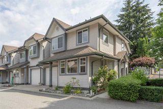 "Photo 1: 13 21015 118 Avenue in Maple Ridge: Southwest Maple Ridge Townhouse for sale in ""AMARA PLACE"" : MLS®# R2492821"