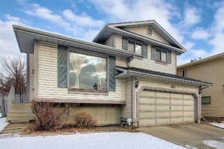 Main Photo: 152 Woodmark Crescent SW in Calgary: Woodbine Detached for sale : MLS®# A1054645