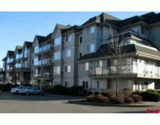 "Main Photo: 406 33668 KING Road in Abbotsford: Poplar Condo for sale in ""College Park"" : MLS®# F2927361"