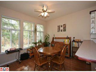 "Photo 5: 16 5811 122 Street in Surrey: Panorama Ridge Townhouse for sale in ""Lakebridge"" : MLS®# F1005861"