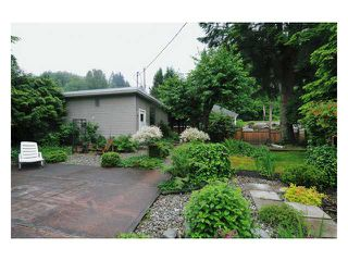 Photo 9: 2721 HENRY Street in Port Moody: Port Moody Centre House for sale : MLS®# V833785