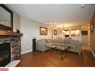 "Photo 2: 207 5765 GLOVER Road in Langley: Langley City Condo for sale in ""COLLEGE COURT"" : MLS®# F1027777"