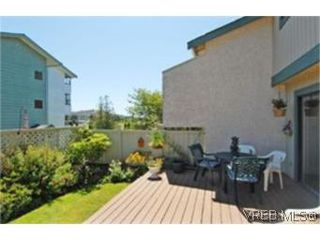 Photo 9: 2 1480 Garnet Road in VICTORIA: SE Cedar Hill Townhouse for sale (Saanich East)  : MLS®# 249584
