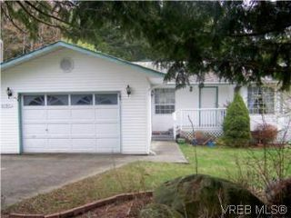 Photo 1: 6650 Pineridge Pl in SOOKE: Sk Broomhill Single Family Detached for sale (Sooke)  : MLS®# 498550