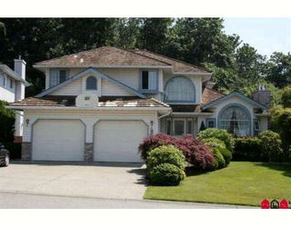 "Photo 1: 2997 SOUTHERN Crescent in Abbotsford: Abbotsford West House for sale in ""ELLWOOD PROPERTIES"" : MLS®# F2910173"