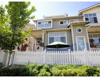 Main Photo: 14 12333 ENGLISH Avenue in Richmond: Steveston South Townhouse for sale : MLS®# V769949