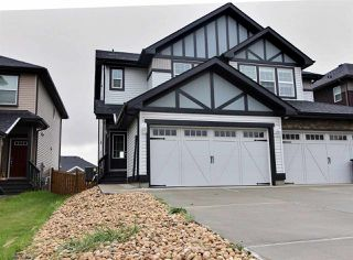 Main Photo: 51 AVEBURY Court: Sherwood Park House Half Duplex for sale : MLS®# E4173546