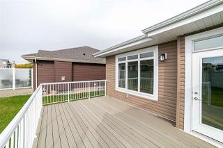 Photo 27: 37 50 Legacy Terrace: St. Albert House Half Duplex for sale : MLS®# E4175880