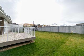 Photo 28: 37 50 Legacy Terrace: St. Albert House Half Duplex for sale : MLS®# E4175880