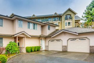 "Photo 1: 42 19060 FORD Road in Pitt Meadows: Central Meadows Townhouse for sale in ""REGENCY COURT"" : MLS®# R2429917"
