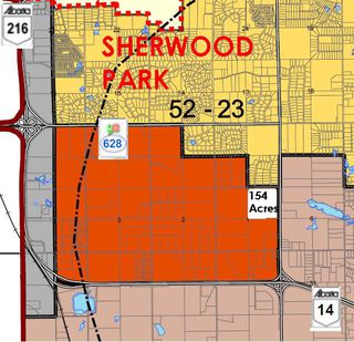 Photo 1: HIGHWAY 21 & TOWNSHIP RD 521: Rural Strathcona County Rural Land/Vacant Lot for sale : MLS®# E4193643