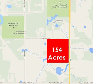 Photo 5: HIGHWAY 21 & TOWNSHIP RD 521: Rural Strathcona County Rural Land/Vacant Lot for sale : MLS®# E4193643