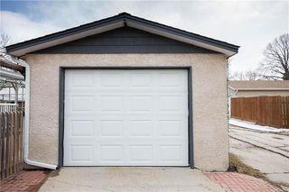 Photo 34: 649 Louelda Street in Winnipeg: East Kildonan Residential for sale (3B)  : MLS®# 202007763