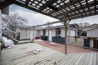 Photo 36: 649 Louelda Street in Winnipeg: East Kildonan Residential for sale (3B)  : MLS®# 202007763