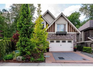 "Photo 1: 12 32638 DOWNES Road in Abbotsford: Central Abbotsford House for sale in ""Creekside on Downes"" : MLS®# R2458368"