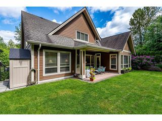 "Photo 38: 12 32638 DOWNES Road in Abbotsford: Central Abbotsford House for sale in ""Creekside on Downes"" : MLS®# R2458368"