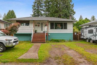 Main Photo: 3438 LANCASTER Street in Port Coquitlam: Woodland Acres PQ House for sale : MLS®# R2466892