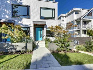 "Photo 1: 110 321 E 16TH Avenue in Vancouver: Mount Pleasant VE Condo for sale in ""Arne"" (Vancouver East)  : MLS®# R2507374"