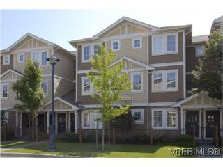 Photo 1: 205 2695 Deville Rd in VICTORIA: La Langford Proper Row/Townhouse for sale (Langford)  : MLS®# 516716