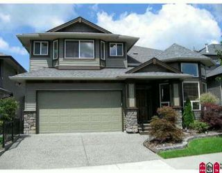 "Photo 1: 21683 90A Avenue in Langley: Walnut Grove House for sale in ""Madison Park"" : MLS®# F1002997"