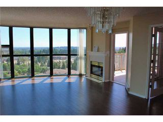 "Photo 4: 1502 1190 PIPELINE Road in Coquitlam: North Coquitlam Condo for sale in ""THE MACKENZIE"" : MLS®# V852934"