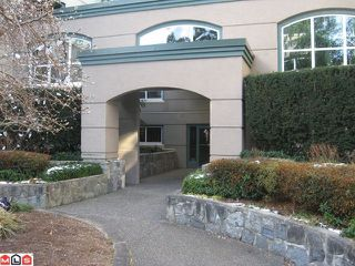 "Photo 1: 308 1725 128TH Street in Surrey: Crescent Bch Ocean Pk. Condo for sale in ""Ocean Park Gardens"" (South Surrey White Rock)  : MLS®# F1100027"