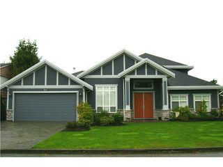 "Main Photo: 8471 FAIRWAY Road in Richmond: Seafair House for sale in ""SEAFAIR"" : MLS®# V865300"