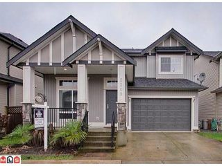 Photo 1: 6209 167B Street in Surrey: Cloverdale BC House for sale (Cloverdale)  : MLS®# F1102118