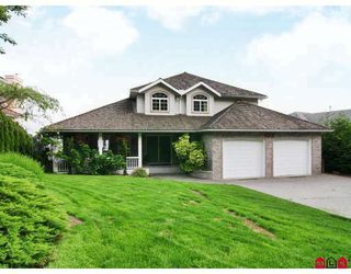 "Main Photo: 36195 SANDRINGHAM Drive in Abbotsford: Abbotsford East House for sale in ""Carrington Estates"" : MLS®# F2821838"