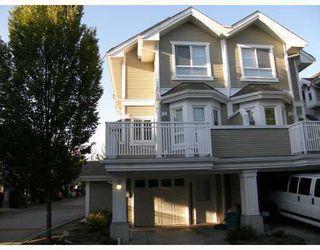 "Photo 3: 47 22000 SHARPE Avenue in Richmond: Hamilton RI Townhouse for sale in ""RICHMOND MEWS"" : MLS®# V734640"