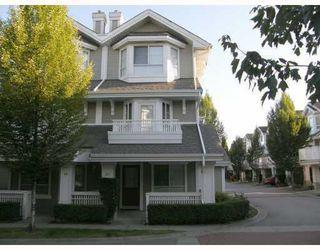 "Photo 1: 47 22000 SHARPE Avenue in Richmond: Hamilton RI Townhouse for sale in ""RICHMOND MEWS"" : MLS®# V734640"
