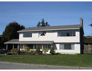 "Photo 1: 8191 FAIRLANE Road in Richmond: Seafair House for sale in ""SEAFAIR"" : MLS®# V756940"
