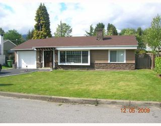"Photo 1: 1338 SOWDEN Street in North_Vancouver: Norgate House for sale in ""NORGATE"" (North Vancouver)  : MLS®# V765995"