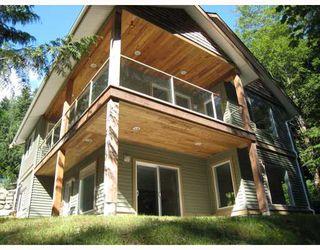Main Photo: 5683 CARMEL Place in Sechelt: Sechelt District House for sale (Sunshine Coast)  : MLS®# V776398