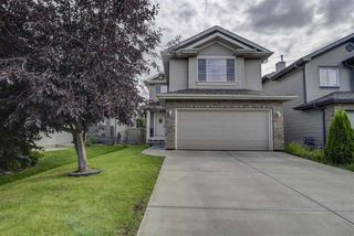 Main Photo: 563 LEGER Way in Edmonton: Zone 14 House for sale : MLS®# E4168665