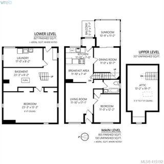 Photo 42: 481 Constance Ave in VICTORIA: Es Esquimalt Single Family Detached for sale (Esquimalt)  : MLS®# 823618