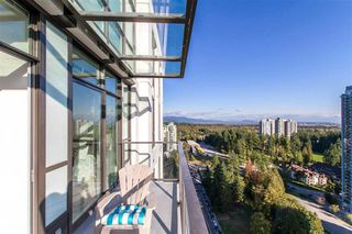 "Photo 18: 2903 3007 GLEN Drive in Coquitlam: North Coquitlam Condo for sale in ""Evergreen"" : MLS®# R2409385"