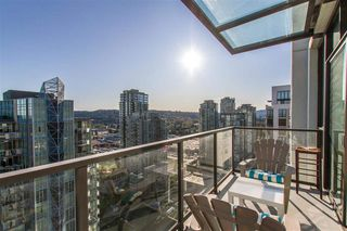 "Photo 16: 2903 3007 GLEN Drive in Coquitlam: North Coquitlam Condo for sale in ""Evergreen"" : MLS®# R2409385"